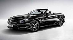 Mercedes Classe SL: Mercedes-Benz SL 400 é a nova opção do conversível...