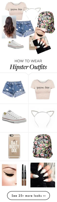 """Untitled #1"" by goodvibesjc on Polyvore"
