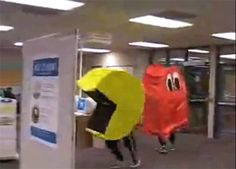 This vintage gaming chase down: | The 12 Greatest Senior Pranks Ever Caught On Camera