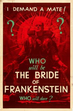 the bride of frankie