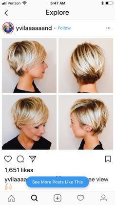 Ide tendance coupe coiffure femme 2017 2018 description long pixie haircut all angles the world cup on wall street australia v s chile Long Pixie Hairstyles, Short Pixie Haircuts, Hairstyles Haircuts, Straight Hairstyles, Pixie Haircut Long, Female Hairstyles, Woman Hairstyles, Fashion Hairstyles, Longer Pixie Haircut