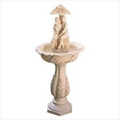 Couple Figure Water Feature Home Garden Yard Fountain - http://www.majestypatiofurniture.com/couple-figure-water-feature-home-garden-yard-fountain/