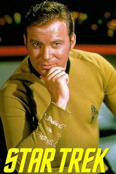 Star Trek TOS Characters - SF Series and Movies