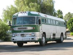 1951-GMC-PD-4103 Bus Terminal, Road Train, Bus Coach, Bus Stop, Home And Away, Concept Cars, Transportation, Trucks, American