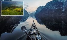 Could you shoot National Geographic's cover? Top competition pictures