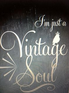 "◔‿◔ I stumbled across this lovely pin and thought you may like it for your ""Vintage"" board."
