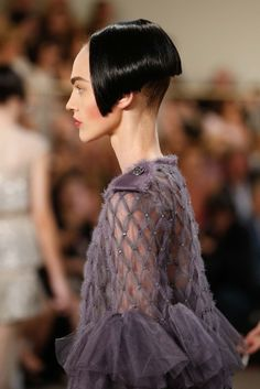 Chanel Fall 2015 Couture Fashion Show Details
