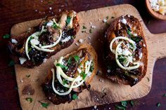 Seared Wild Mushrooms Recipe - NYT Cooking