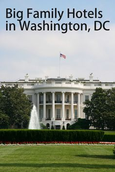 Washington, DC hotels to sleep big families of 5, 6, 7, 8 in one room. We list 68 hotels in the DC area, find yours now!