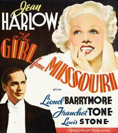 Vintage Venus: Jean Harlow Photos & Vintage Movie Posters