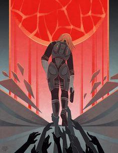 Mass Effect 2 Mass Effect Funny, Mass Effect 1, Mass Effect Universe, Mass Effect Poster, Mononoke Cosplay, Commander Shepard, Black Canary, Dragon Age, World Of Warcraft