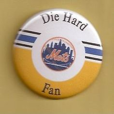 MLB4-6 New York Mets Baseball Key Chain