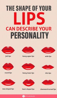 The Shape Of Your Lips Can Describe Your Personality in 2020 Foot Detox Soak, Lose Thigh Fat Fast, Heart Shaped Lips, Burn 500 Calories, Describe Your Personality, Blood Type Personality, True Colors Personality, Personality Quizzes, Healthy Facts