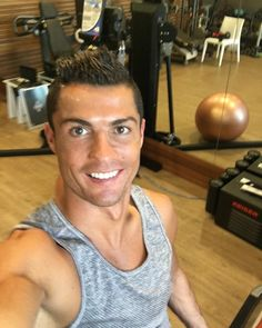 Smile and work this is the key by cristiano