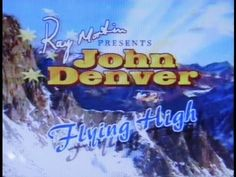 John Denver with Ray Martin Flying High 1994 - YouTube