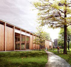 Nuova scuola dell'infanzia e sala Multiuso, Lopes Brenna Architetti + ABCG architettura + Jacopo Carboncini | BETA