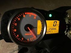 2007 2008 07 08 kawasaki ninja zx6r gauge tach rpm speedometer cluster 25886 mil - Categoria: Avisos Clasificados Gratis  Item Condition: Used25886 Miles No broken tabs OEM No scuffs or scratches unlike the rest of them on eBay Any questions let me knowPrice: US 169.99See Details