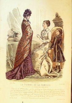 La Femme et la Famille 1880