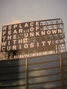 Replace-fear-of-the-Unknown-with-Curiosity.jpg (360×480)