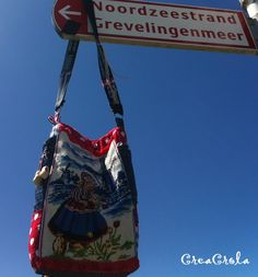 CreaCrola-tasjes, I was here: Zeeland!