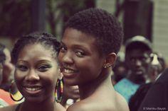 Teeny weeny afro by Mambu Bayoh