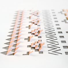 Sarah Louise Matthews - Paper manipulator