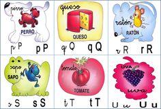El abecedario infantil para imprimir - Imagui