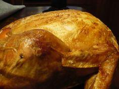 brined gluten free turkey recipe - thanksgiving