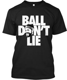Rasheed Wallace Ball Don't Lie shirt For my basketball family!!!  November cannot get here soon enough!! @Michele Morales Hoyer @Julie Forrest Durazo