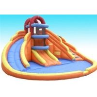Blue Lagoon Water Park Bouncer With Blower Big Water Slides, Bouncers, Blue Lagoon, Sadie, Party Gifts, Girl Birthday, Things That Bounce, Fun Stuff, Chandelier
