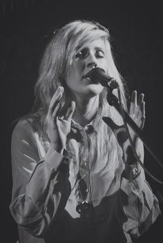 Ellie Goulding May, come faster.