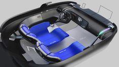 Audi Neo-Bauhaus con... Car Interior Sketch, Interior Design Layout, Car Design Sketch, Interior Concept, Layout Design, Interior Rendering, Car Sketch, Adobe Photoshop, Industrial Design Sketch