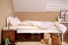 Laxatives help cure bedwetting - good to know just in case H needs help on this