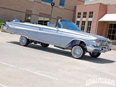 '61 Chevy Convertible