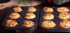 Muffinblech für leckere Rezepte nutzen