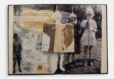 Book Collages - Using Collage, Image Transfer and Sewing Techniques - Artist Books   Lisa Kokin Artist