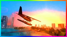 GTA Vice City PS4 HD Gameplay! - Funny Cheat Codes, Best Easter Eggs & MORE! (GTA VC HD)