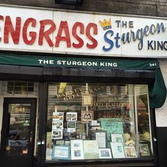 Barney Greengrass in New York, NY