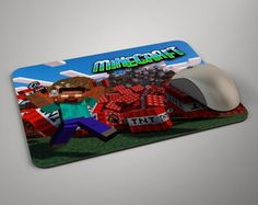 MOUSE PAD - MINECRAFT 4