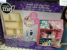 DIY doll house