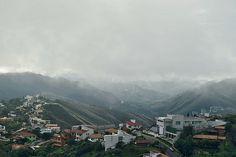 Vista do Hotel Piemonte - Belo Horizonte/MG