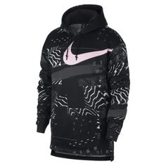 00cca6e10d Nike Therma Men s Pullover Training Hoodie Size S (Black)