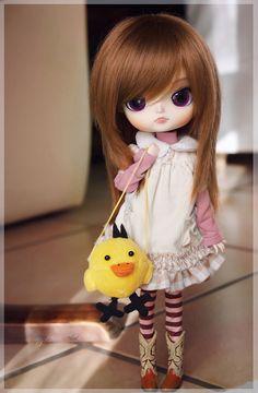 Dal, she's so cute!!!