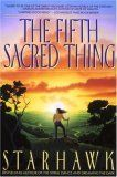 The Fifth Sacred Thing. (New York, Bantam, 1993) Starhawk's epic tale, set in 2048, California. In a time of ecological collapse, when the hideously authoritarian and corporate-driven Stewards have taken control of most of the land and set up an apartheid state, one region has declared itself independent: the Bay Area and points north. Choosing life over guns, they have created a simple but rich ecotopia, where no one wants, nothing is wasted, culture and cooperation are uppermost, and the…