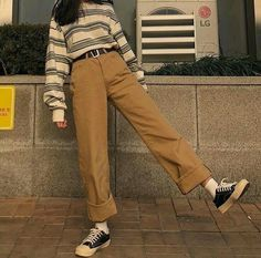 date outfit casual Indie Outfits, Korean Outfits, Retro Outfits, Cute Casual Outfits, Vintage Outfits, 90s Fashion, Korean Fashion, Fashion Outfits, Muslim Fashion