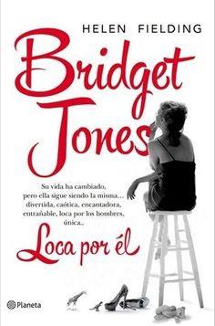 Bridget Jones: Loca por él, de Helen Fielding. Ed. Planeta. Disponible el 12 de noviembre.