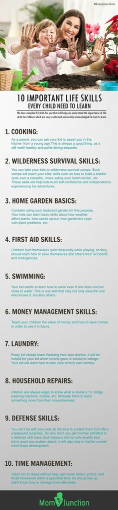 Wanting to prepare your child for the modern life? Want tips and ideas to help you get started? Here are 10 best life skills for kids for better future.