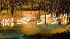 Uno de los lagos subterráneos más grandes del mundo está en Baleares