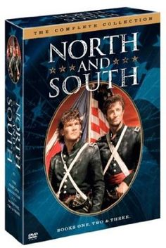 North and South.