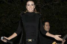 Paula Fernandes é eleita a nova Rainha dos Caminhoneiros